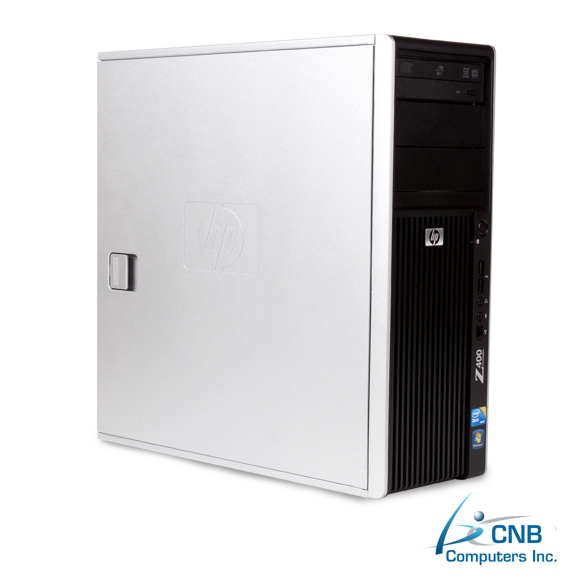 hp z400 workstation 6gb ram 2tb hdd intel xeon cnb. Black Bedroom Furniture Sets. Home Design Ideas
