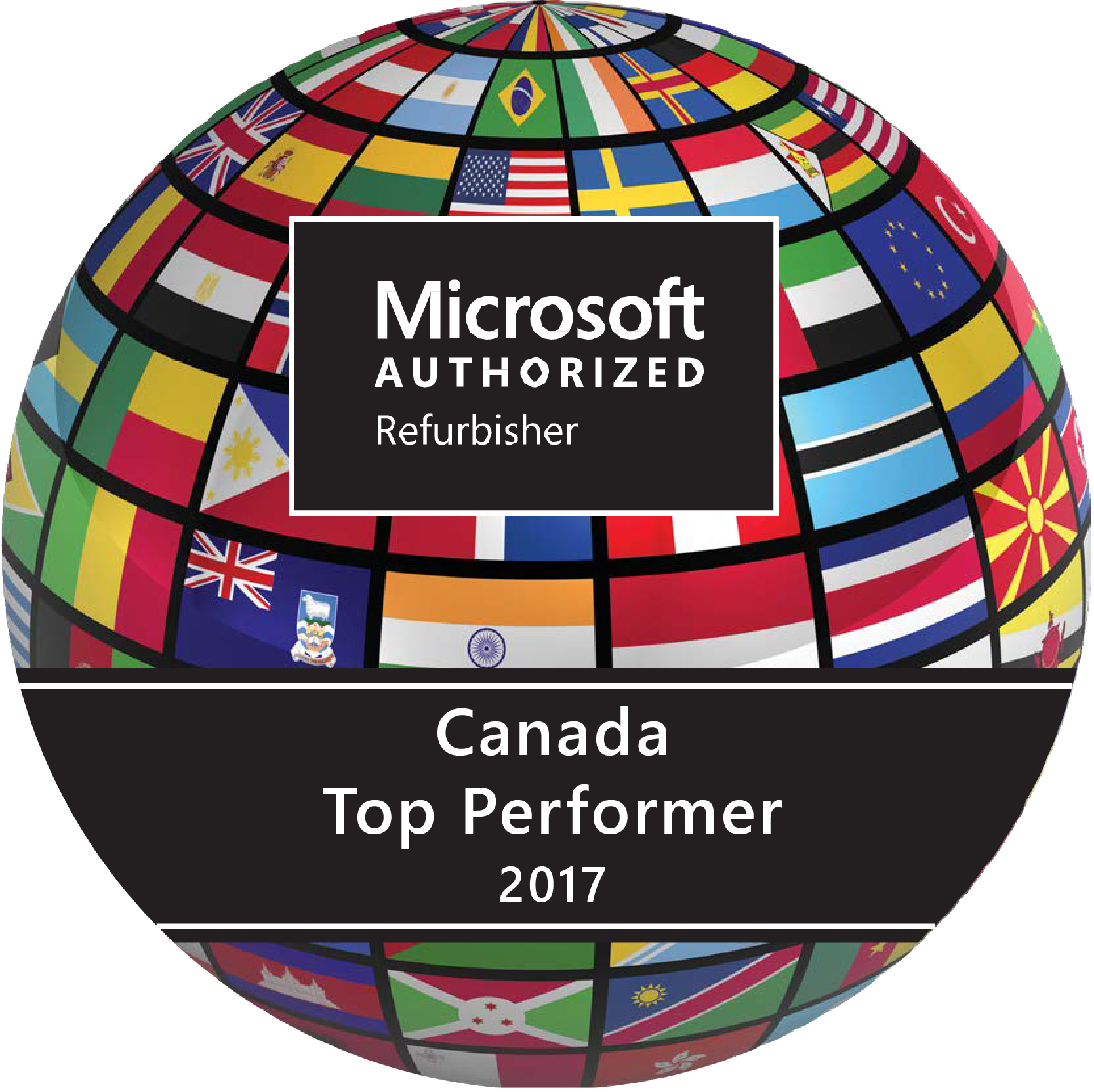 Canada Top Performer 2017