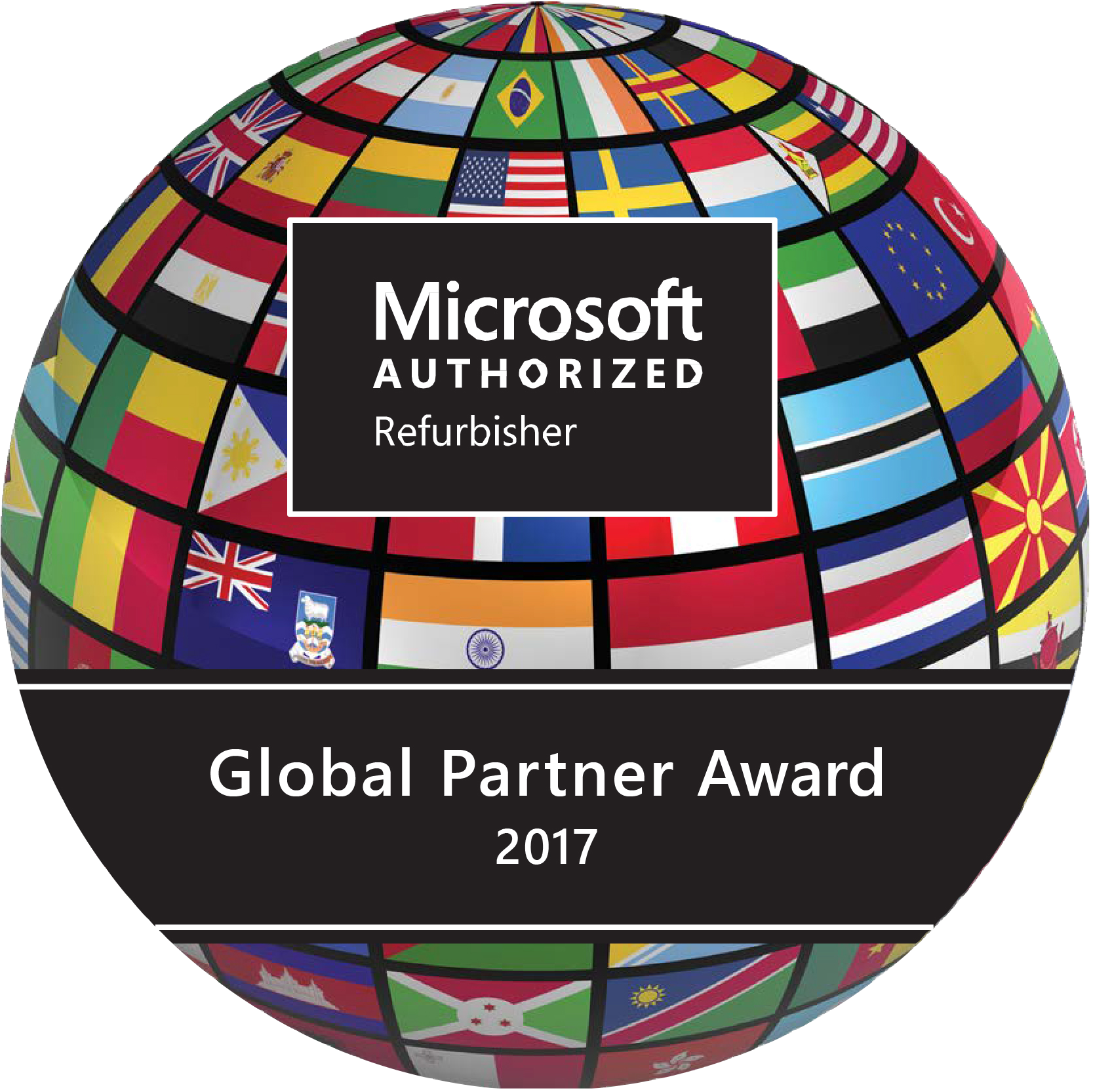 Global Partner of Award 2017