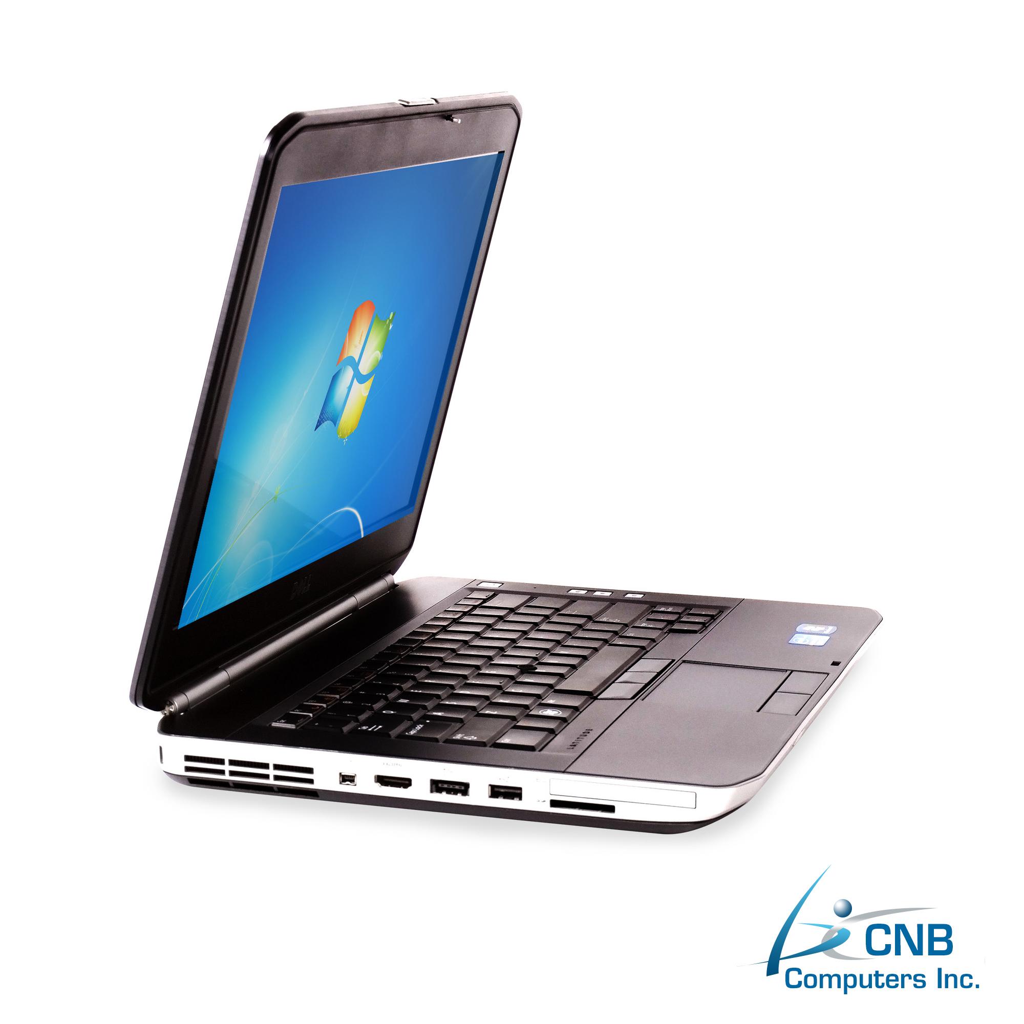 DELL LATITUDE E5420 LAPTOP, 4GB, 250GB HDD, INTEL i5 2520M