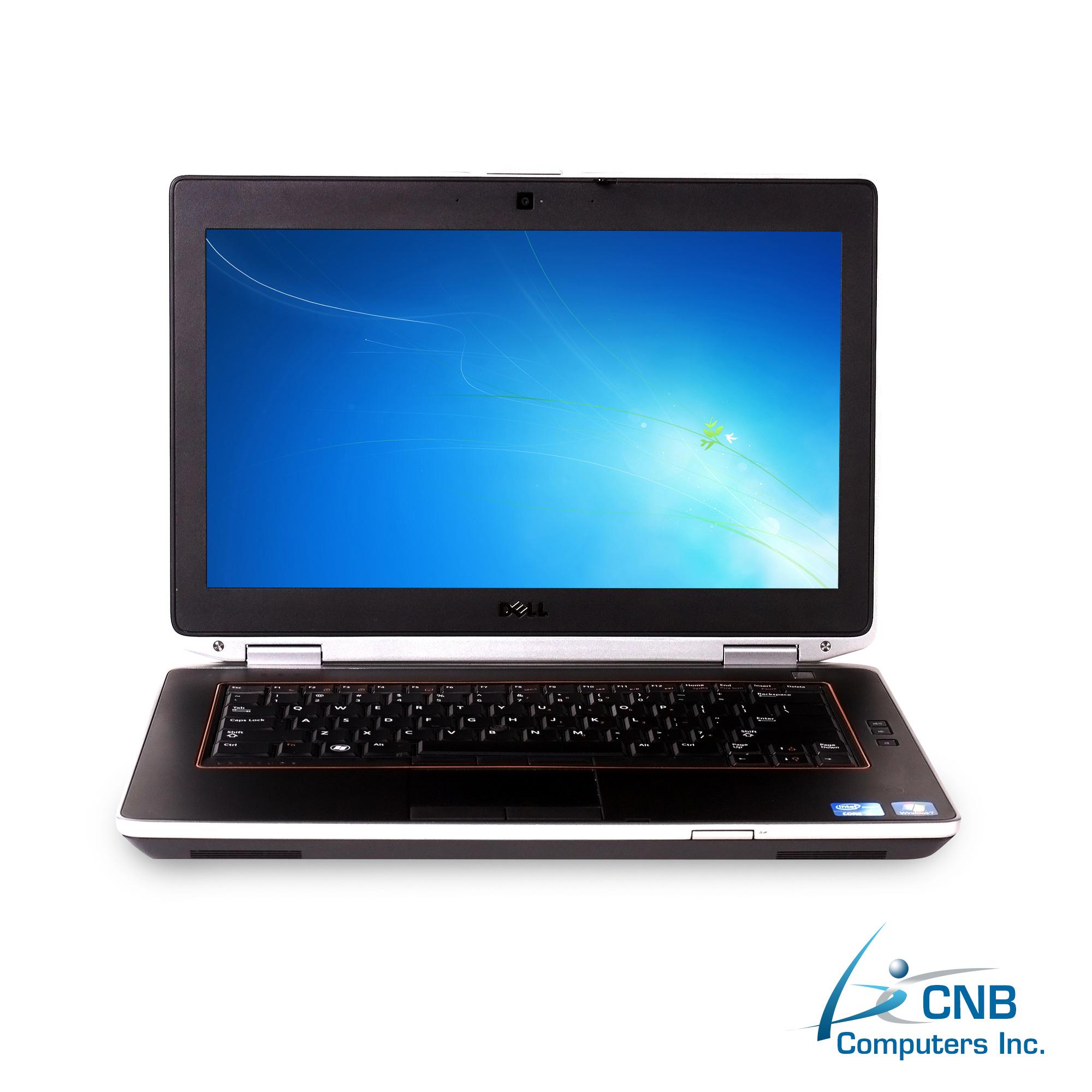 DELL LATITUDE E6420 LAPTOP 4GB 250GB HDD INTEL I5 2520M