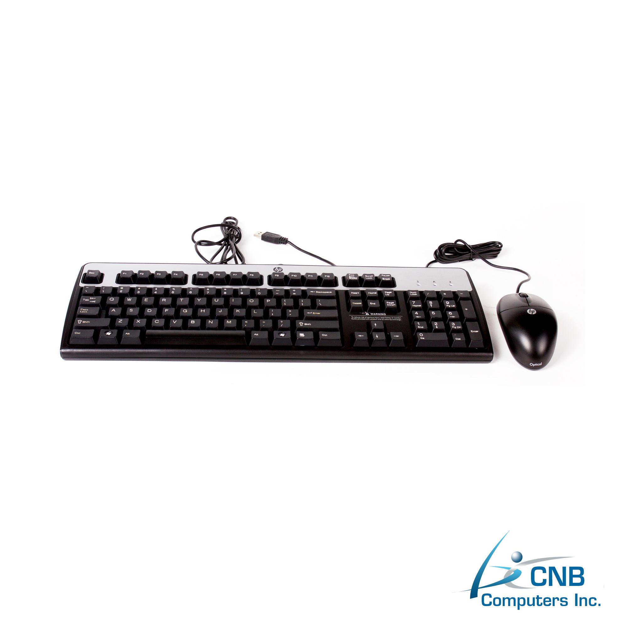 HP 8100 ELITE DESKTOP, 4GB, 500GB HDD, INTEL CORE i5 2 90GHz | CNB